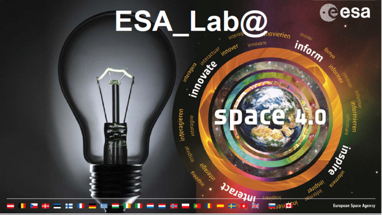 ESA_Lab Initiative Poster