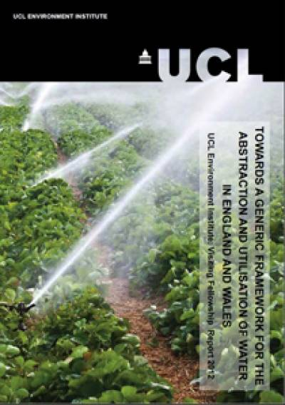 1 Water report cover