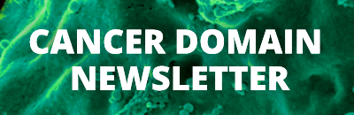 Cancer domain newsletter link