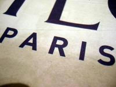 Paris on a newspaper - credit: Pat Herman freeimages.com
