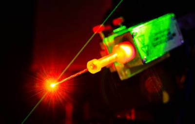Research - Facilities - Laser