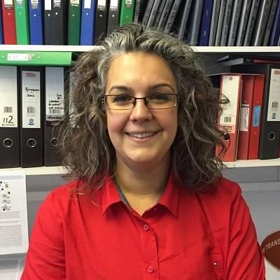 Steering Committee - Sandrine Geranton
