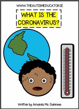 Coronavirus Book for Autism
