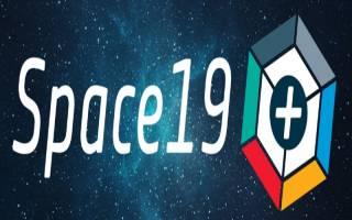 Space19+ logo