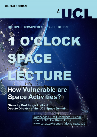 Space Poster Lecture
