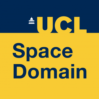 UCL Space Domain Social Media Icon