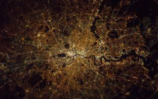 London at Night image