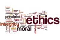 Ethics Wordcloud
