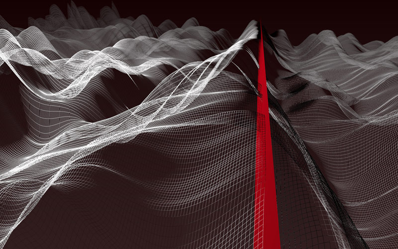 abstract line image