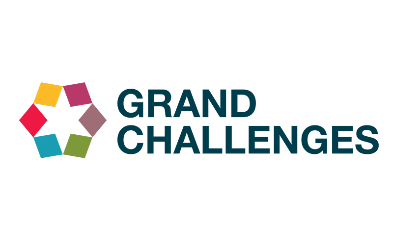 an image with the Grand Challenges logo