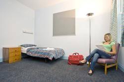 Ramsay Hall Single Standard Bedroom