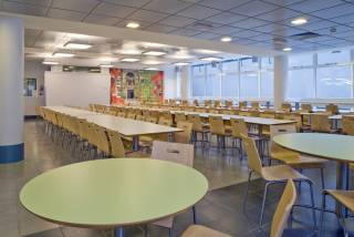 Ramsay Hall Dinning Room