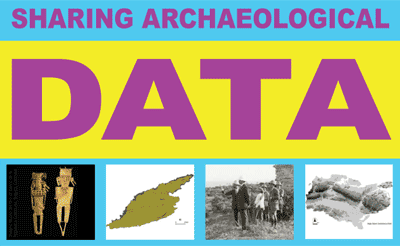 Sharing Archaeological Data