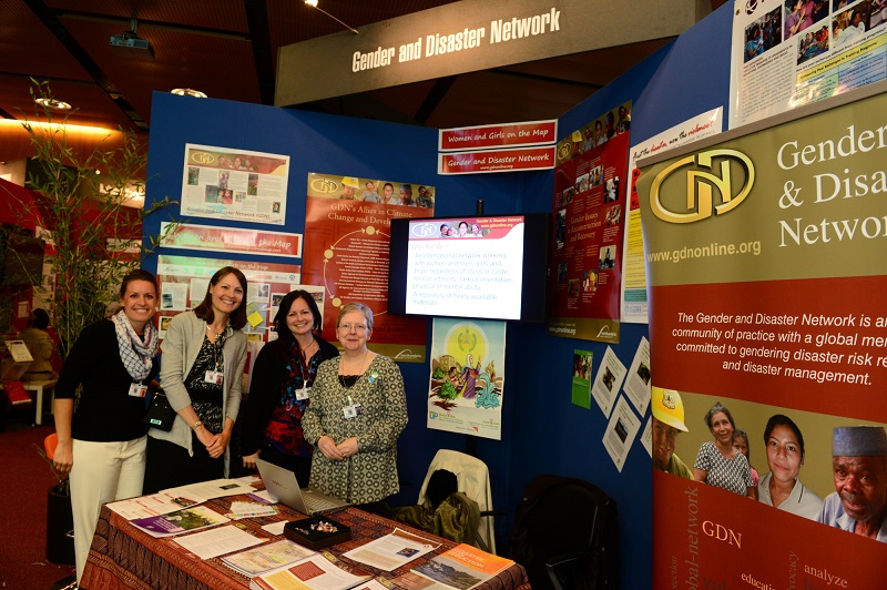 Gender and Disaster Network