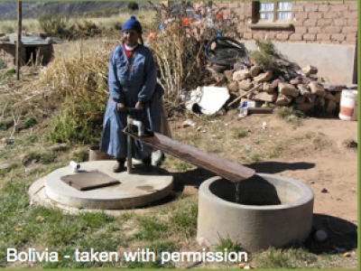 Bolivia Waterpump