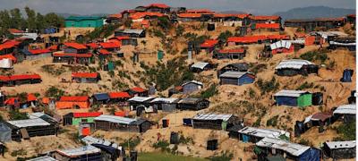 Rohingya Exodus Camp
