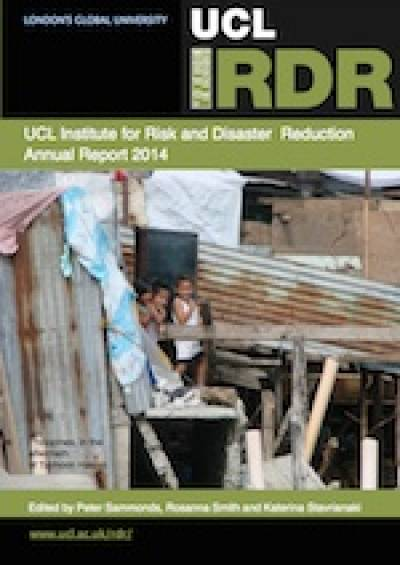IRDR Annual Report 2014 Cover
