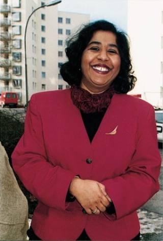 Bernadette Kumar