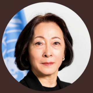 Portrait of Mami Mizutori