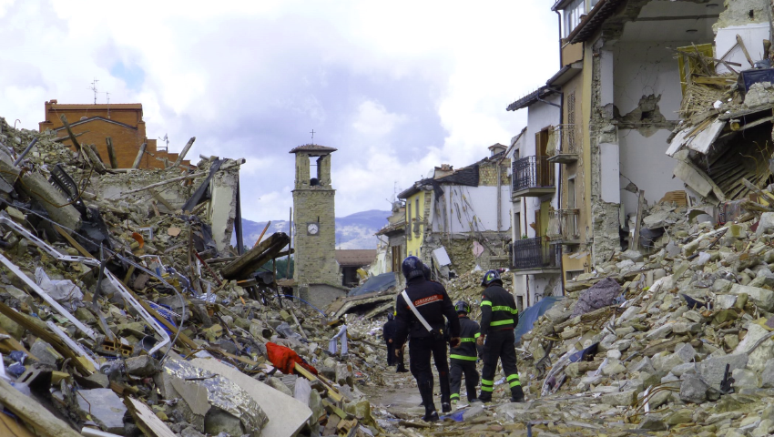 MSc Risk Disaster and Resilience