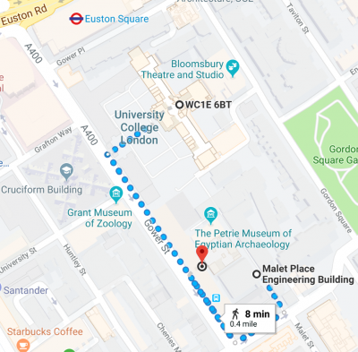 direction of annual conference venue
