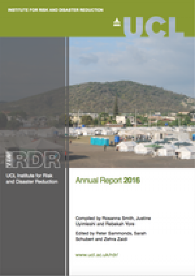 Report 2016 Cover