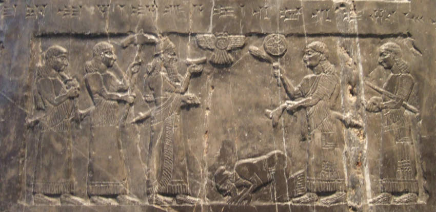 assyrian empire builders israel the house of omri