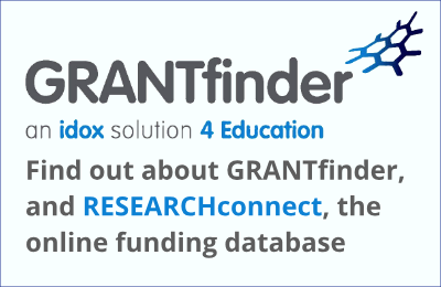 Access the GRANTfinder RESEARCHconnect database