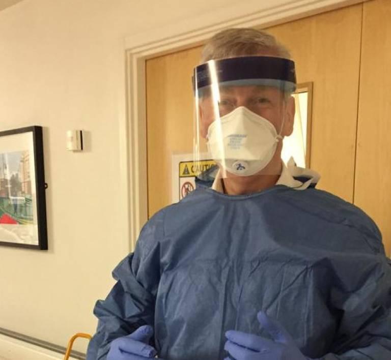Coronavirus medic