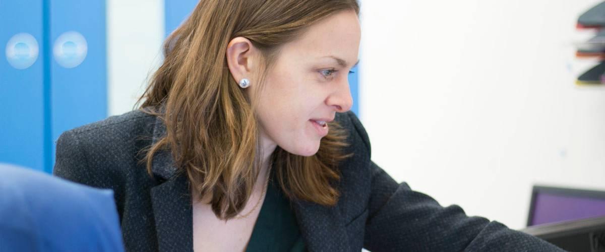 Photo of UCL Excellence Fellow Professor Jennifer Bizley