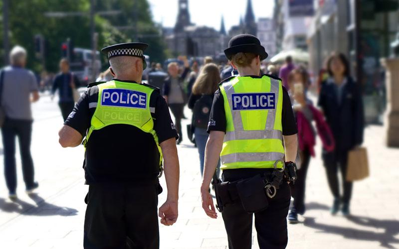 MSc Policing