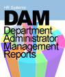Departmental Administrators Module (DAM)