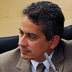 Dr Raúl Leal - course director