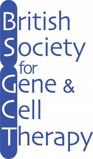 British Society for Gene & Cell Therapy logo