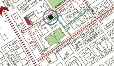 Urban Graphics 2 - Urban Layers and Proposals logo