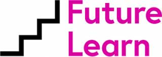 FutureLearn logo - image and text