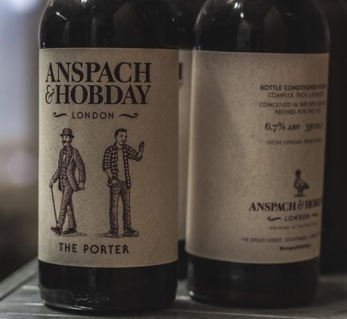 Anspach and Hobday Porter