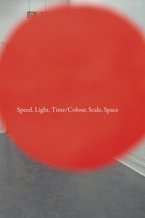 Speed, Light, Time/Colour, Scale, Space