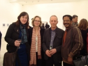 Susan Collins, Lisa Milroy, Tim Head and Shishir Bhattacharjee at Wilkinson Gallery, London