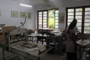 Printmaking Department, University of Dhaka