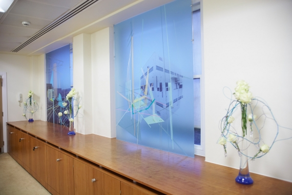 Laird PLC Commission - Installation Shot