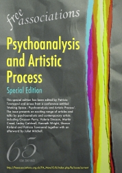 Free Associations: Psychoanalysis and Artistic Process