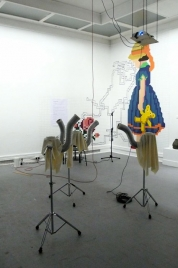 <p>The Voice and Nothing More (vanm), curated by Sam Belinfante and Neil Luck, was a week-long festival exploring the voice as both medium and subject matter in contemporary arts practices.</p>