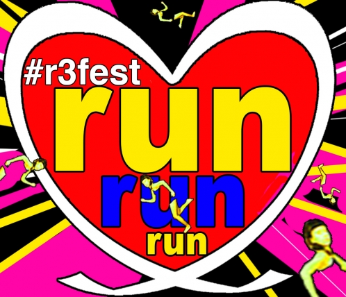 Run Run Run: An International Festival of Running 1.0 r3fest