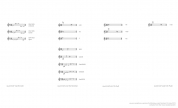 you are variations (extracts score Montreux (pitch))