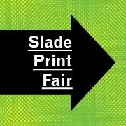 Slade Print Fair Logo