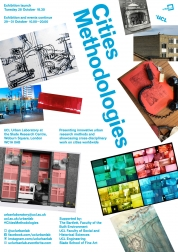 <p>Join UCL Urban Laboratory for an exhibition of innovative urban research and specially curated events exploring cities from artists, academics and independent researchers.</p>