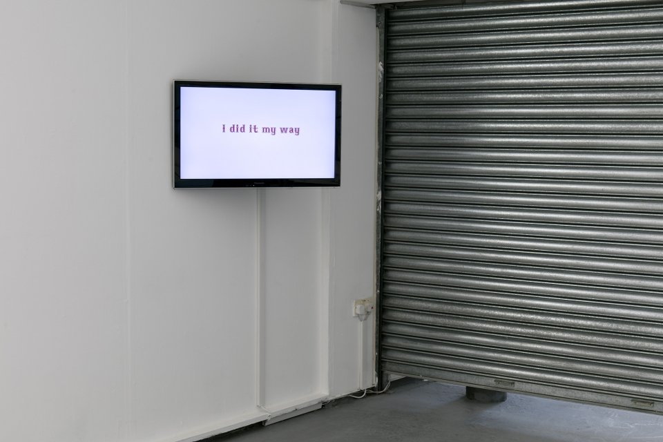 MA/MFA/PhD Degree Show