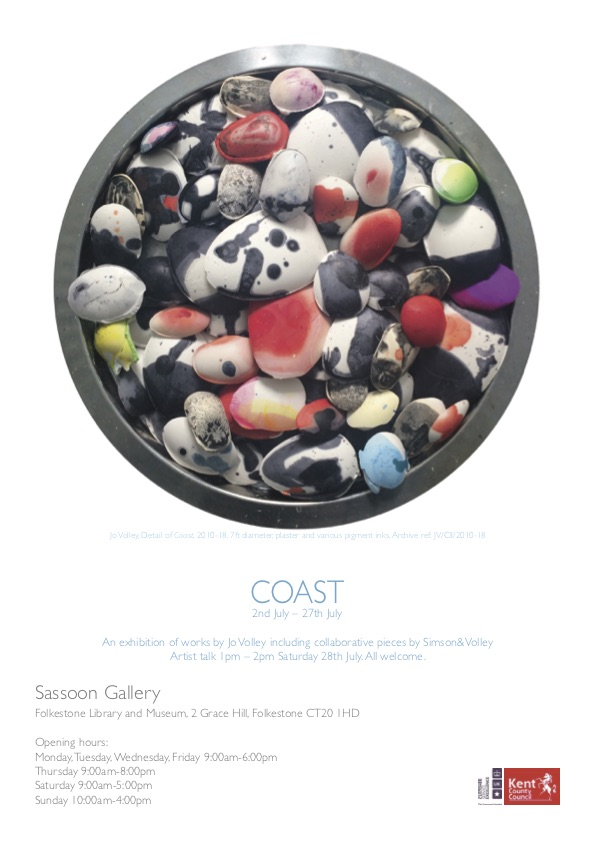Coast - Sassoon Gallery