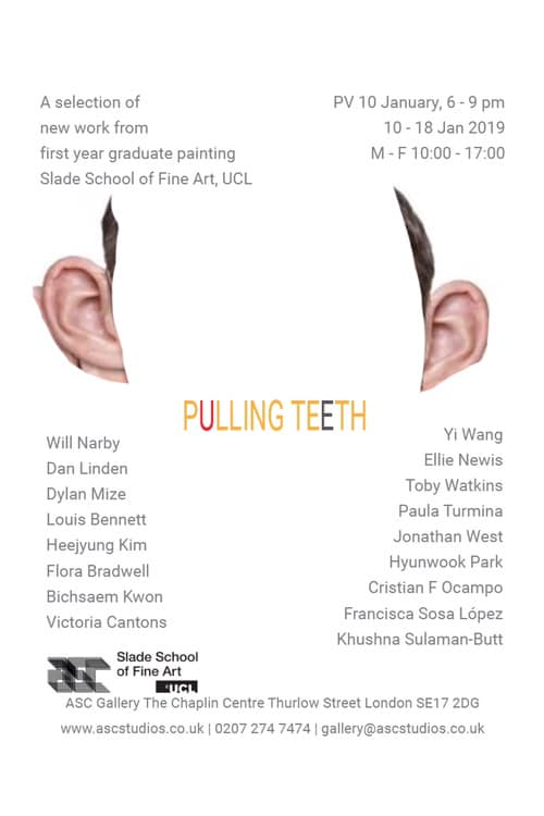 Pulling Teeth - ASC Gallery